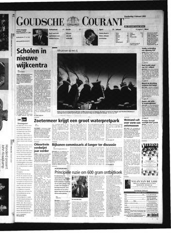 Goudsche Courant 2005-02-03