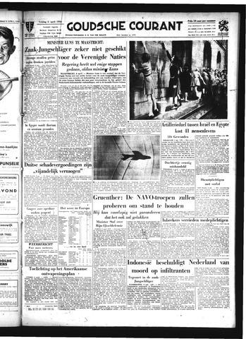Goudsche Courant 1956-04-06