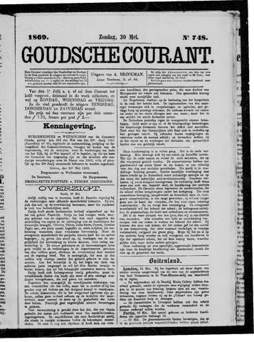 Goudsche Courant 1869-05-30