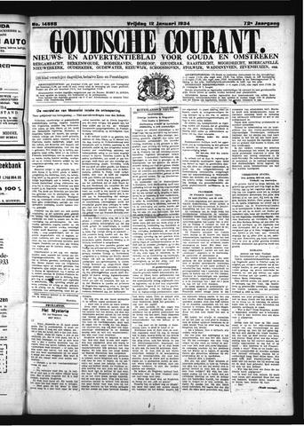 Goudsche Courant 1934-01-12