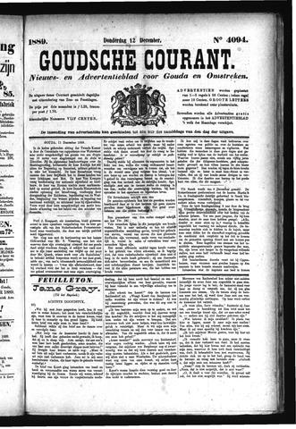 Goudsche Courant 1889-12-12