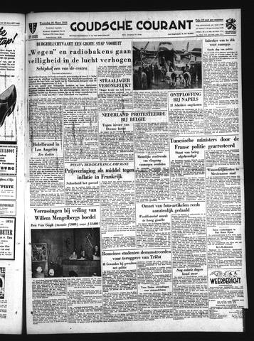 Goudsche Courant 1952-03-26
