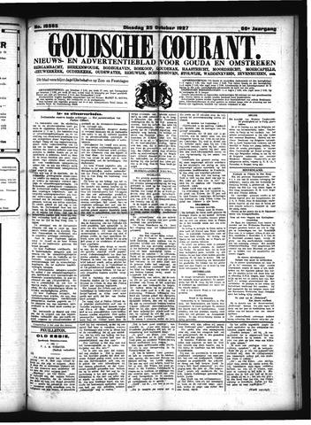 Goudsche Courant 1927-10-25