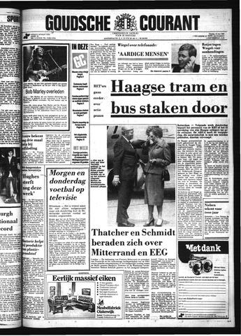 Goudsche Courant 1981-05-12
