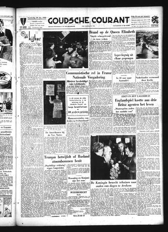 Goudsche Courant 1953-01-29