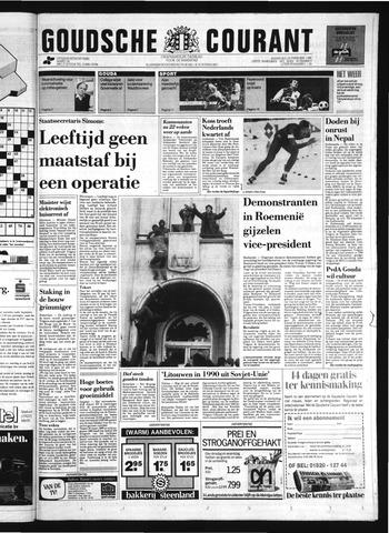 Goudsche Courant 1990-02-19