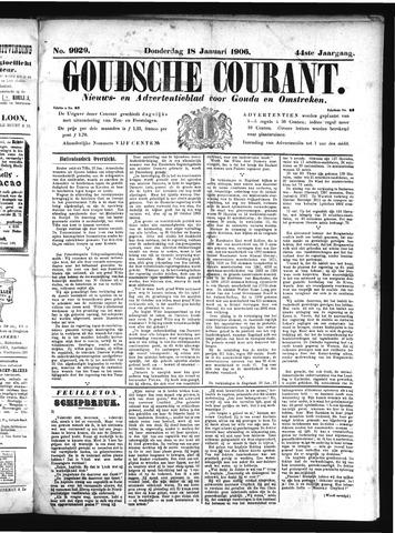 Goudsche Courant 1906-01-18