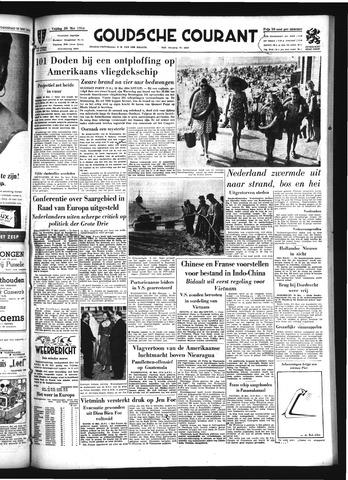 Goudsche Courant 1954-05-28