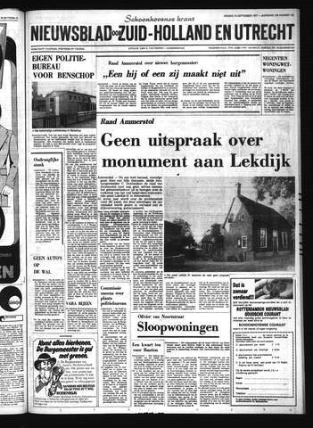 Schoonhovensche Courant 1977-09-16