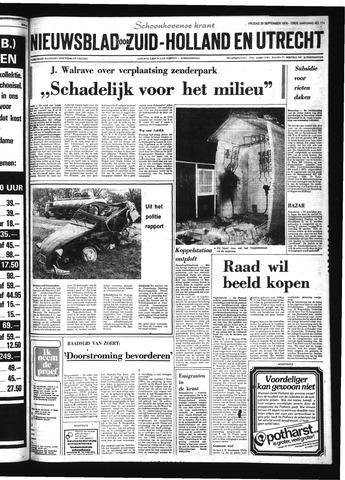 Schoonhovensche Courant 1978-09-29