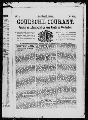Goudsche Courant 1871-01-18