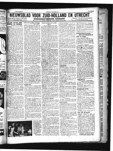 Schoonhovensche Courant 1942-12-09