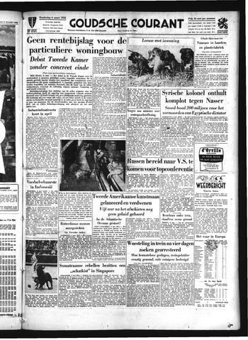 Goudsche Courant 1958-03-06