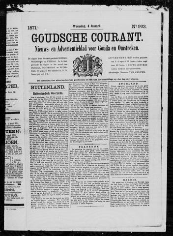 Goudsche Courant 1871-01-04
