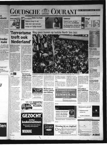 Goudsche Courant 2005-07-09