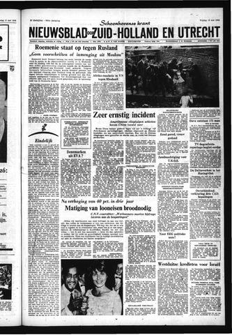 Schoonhovensche Courant 1966-05-13