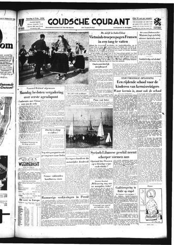 Goudsche Courant 1954-02-06