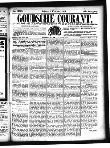 Goudsche Courant 1918-02-08