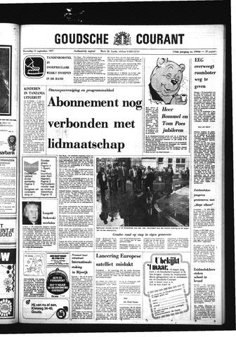 Goudsche Courant 1977-09-14