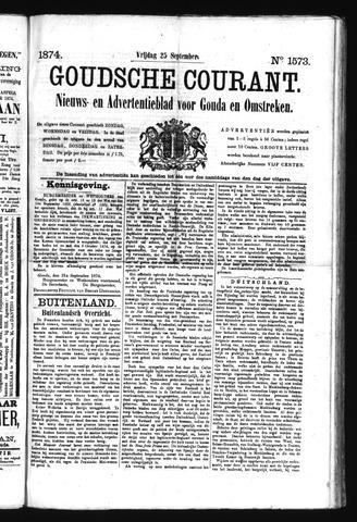 Goudsche Courant 1874-09-25