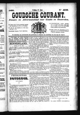 Goudsche Courant 1890-06-27