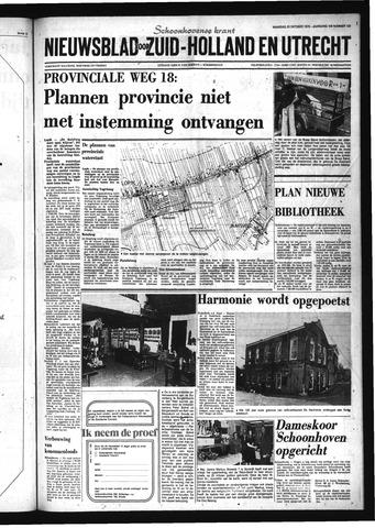 Schoonhovensche Courant 1975-10-20