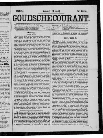 Goudsche Courant 1868-06-14