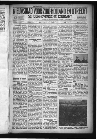 Schoonhovensche Courant 1933-01-11