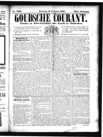 Goudsche Courant 1898-02-12