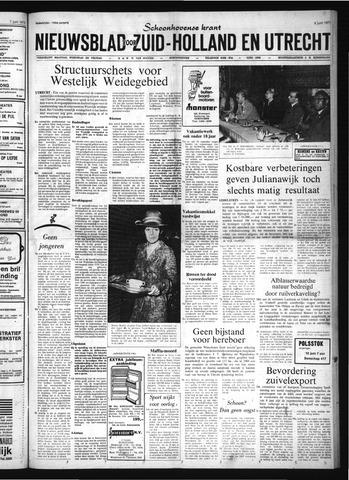 Schoonhovensche Courant 1972-06-09