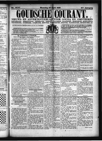 Goudsche Courant 1928-04-23