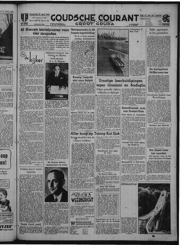 Goudsche Courant 1949-04-28