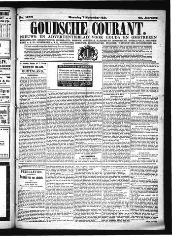 Goudsche Courant 1921-11-07