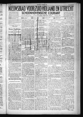 Schoonhovensche Courant 1931-08-31