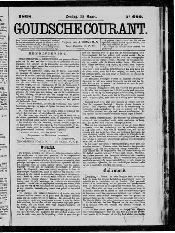 Goudsche Courant 1868-03-15