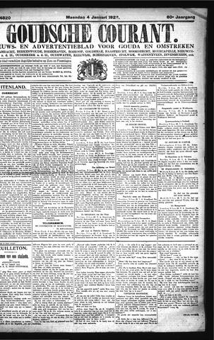 Goudsche Courant 1922-01-04