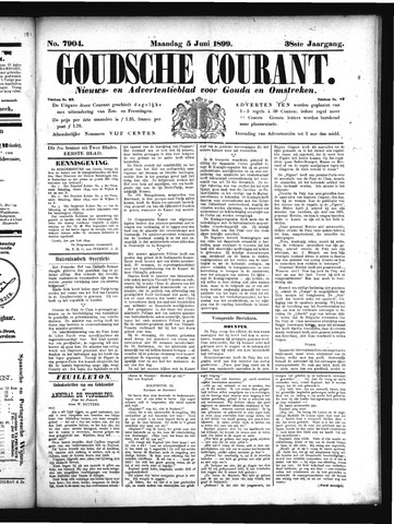 Goudsche Courant 1899-06-05