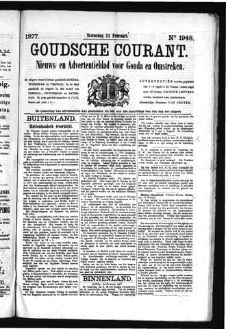 Goudsche Courant 1877-02-21
