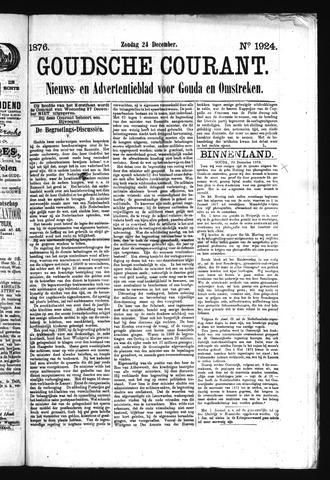 Goudsche Courant 1876-12-24