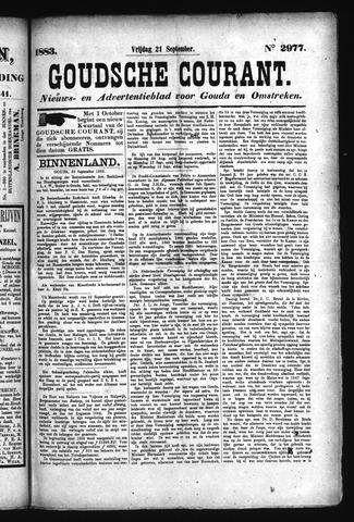 Goudsche Courant 1883-09-21