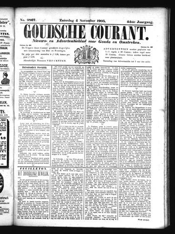 Goudsche Courant 1905-11-04