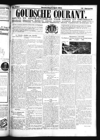 Goudsche Courant 1934-04-05