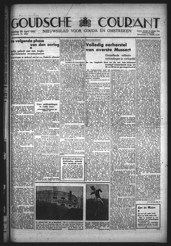 Goudsche Courant 1942-04-28