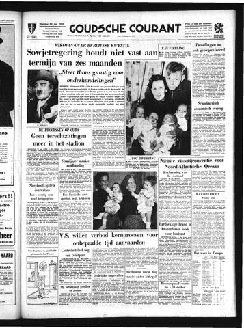 Goudsche Courant 1959-01-26
