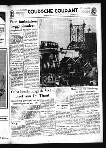 Goudsche Courant 1964-04-25