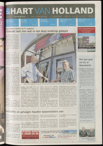 Hart van Holland - Editie Zuidplas 2013-07-31