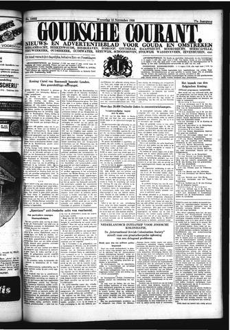 Goudsche Courant 1938-11-16
