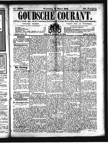 Goudsche Courant 1916-03-15