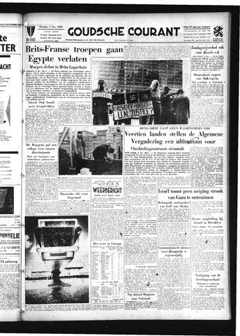 Goudsche Courant 1956-12-04
