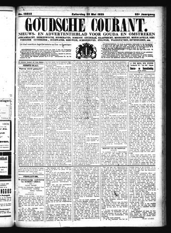Goudsche Courant 1925-05-23